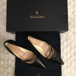 Brooks Brothers Mary Janes - 5 1/2